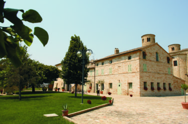 Hotel San Claudio - esterno